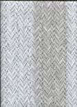 Riviera Maison Plantation Rattan Stripe Wallpaper 18312 By Galerie